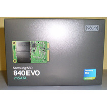 Hd Interno Notebook Sata 3 Ssd 750gb Samsung 840 Evo Series