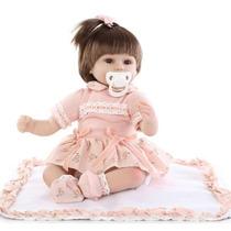 Bebe Reborn Boneca Reborne Silicone Realista!!!