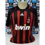 Camisa Ac Milan Ita S/nº Tam. Gg Original Adidas Nova
