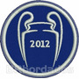 Tpc120 Chelsea Uefa Champions Cup 2012 Tag Patch Bordado 8cm