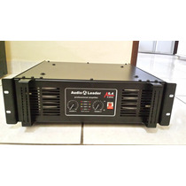 Amplificador Potencia Audio Leader 6.4 6000 Watts Rms 2ohms