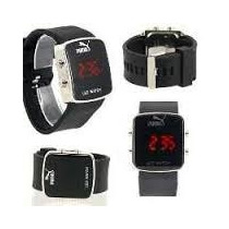 Relogio Led Puma Watch