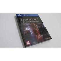 Box De Proteção Resident Evil Origins Collection Ps4/xboxone
