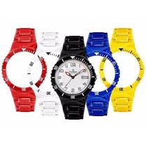 Relógio Troca Pulseiras.stilo Championn Frete Grátis.