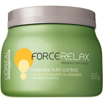 Loreal Profissional Máscara Force Relax 500 Gramas