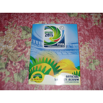 Album Copa Das Confederaçoes 2013