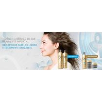 Exoplastia Capilar Exo Hair Kit Profissional