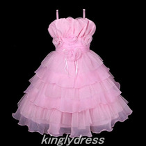 Vestido Infantil Festa, Daminha, Princesa. Lindo!!!