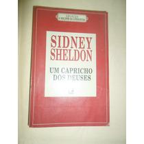 Livro Um Capricho Dos Deuses Sidney Sheldon 425 Paginas