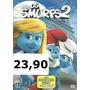 Dvd Filme - Os Smurfs 2 (dublado/lacrado)