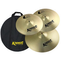 Kit Pratos Krest L Series Lset2 13 16 20 Com Bag !!!