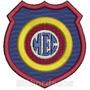Trj013 Escudo Madureira Esporte Clube Patch Bordado 7,5x8 Cm