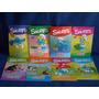 Lote Com 8 Livrinhos De Histórinhas Os Smurfs Peyo De 2011