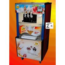 Maquina De Sorvete Italiano, Frozen,  Aluguel, Evento Edmais
