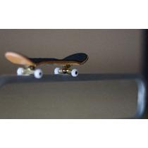 Skate De Dedo (fingerboard) Kit Completo