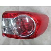 Lanterna Corolla Xli 12/13 S/ Led Lado Direito Original Usad