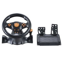 Volante Racer 3em1 Wireless Ps2/ps3/pc Js074 Multilaser