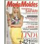 Revista De Artesanato - Moda Moldes - Tendência Safári