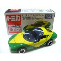 Miniatura Toyota 200gt Flag Brasil Tomica 1:64 Raríssima !!!