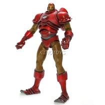 Homem De Ferro Iron Man Marvel Threea 3a 1:6 Th-7867