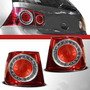 Lanterna Traseira Golf 07/12 Vermelha Canto Original + Brin