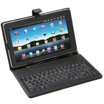 Tablet Android 4.0 Genesis C/ Teclado 3g 8gb Hdmi Full Hd