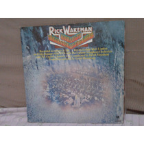 Disco De Vinil Raridades - Rick Wakeman - Viagem Ao Centro