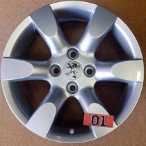 Roda Liga Leve Original Peugeot 307 - Aro 16 - 4x108