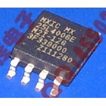 Ci Chip Eprom Mx25l4006e M2i-12g Para Bios - Gravamos