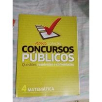 Nova Coleção Concursos Públicos Matemática