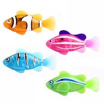Robo Fish - O Peixe Robótico Dtc - Move S/ Controle Remoto