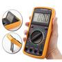 Multimetro Digital Dt 9205a: Capacitância, Diodos, Tensão ..