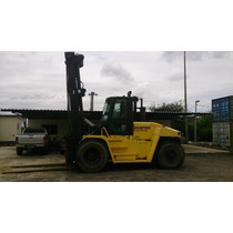 Empilhadeira Hyster H450 Hds 20 Ton, Motor Cummins Ano 2011