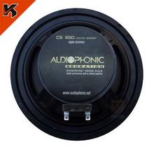 Alto Falante Audiophonic Coaxial Semi Slim 6´ 50w