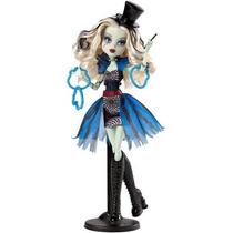 Boneca Monster High Freak Du Chic - Frankie Stein - Mattel