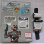 Cybercops/spark-man Mega Talkie Wrist-ceiver Zac Comunicador