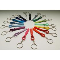 Mini Gravatinhas C/ Strass + Chaveiro De Qualidade + Tags