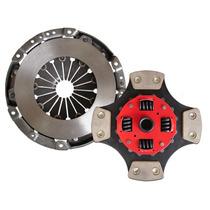 Embreagem Ceramica Motor Ap 1.8 E 2.0 Com 4 Pastilhas 980lbs