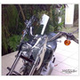 Parabrisa Holly Sport 3mm Hd Fat Boy Softail Destacável