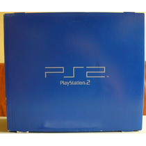 Playstation 2 Ps2 Fat Scph-30001 Novo Lacrado !!!