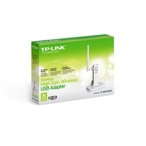 Adaptador Usb Wireless De Alto Alcance De 150mbps Tl-wn722nc