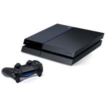 Ps4 - Playstation 4 500 Gb 3d Bluray Bivolt + Hdmi + Fone