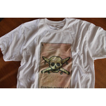 Camiseta Four Star + Supra, Dvs , Vans, Dc Shoes ,diamond