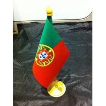 Bandeira De Mesa De Portugal