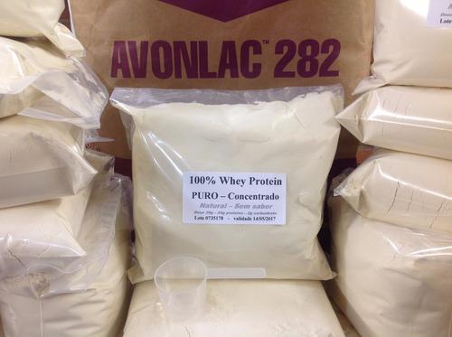 Combo Whey Protein Concentrado 2kg / 100% Whey On Importado