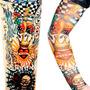 Tatoo Sleeve / Segunda Pele Tatuagem Falsa / Meia Calça !!!