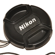 Tampa Objetiva Nikon 62ø 62mm Lens Cap - Frete R$6,90
