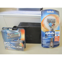 Kit Gillette Fusion Proglide Flex Ball Lançamento Recente