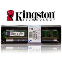 Memoria Kingston Desktop Ddr2 1gb 667/800mhz - Frete Gratis