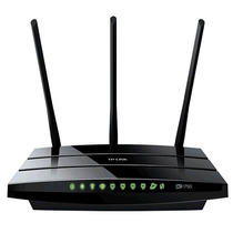 Roteador Wireless Gigabit Dual Band Archer C7 Router Ac1750